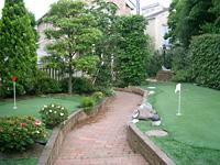 使いやすい庭、使える庭のご提案
